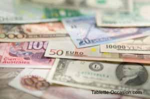 Le marché des devises est favorable à l'Euro