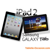Samsung Galaxy Tab 10.1 versus iPad 2