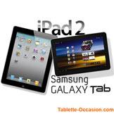Samsung Galaxy Tab 10.1 versus iPad 2