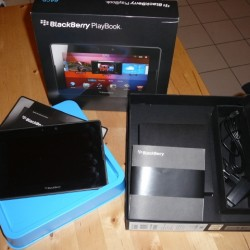 TABLETTE BlackBerry PlayBook 7″ 64 Go Wi-Fi