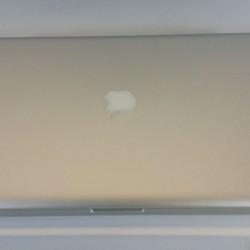 MacBook Pro 17 2011 i7 8 Go